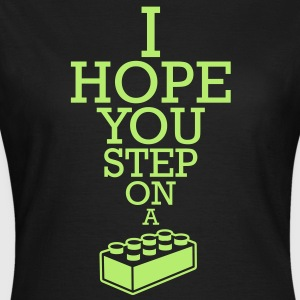 Blocko - Step on it T-Shirts - Frauen T-Shirt