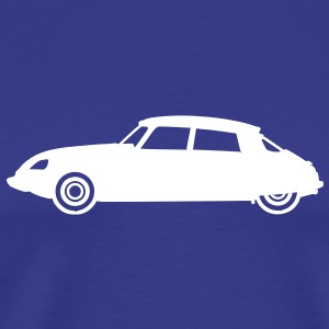 voiture DS ou ID Tee shirts - T-shirt Premium Homme