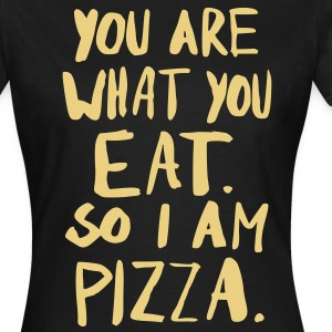 I am Pizza T-Shirts - Frauen T-Shirt