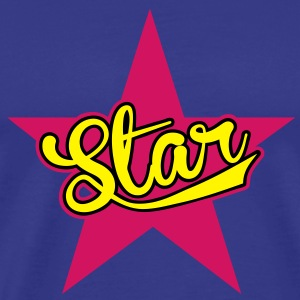 star T-Shirts - Men's Premium T-Shirt