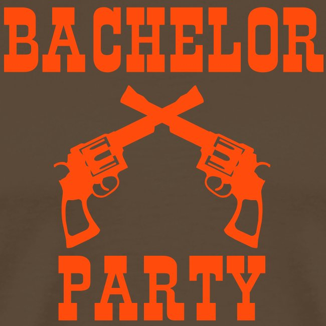 Bachelor Party Western