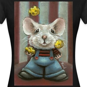 Juggler mouse - Women's T-Shirt