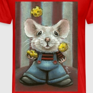 Juggler mouse - Men's Premium T-Shirt