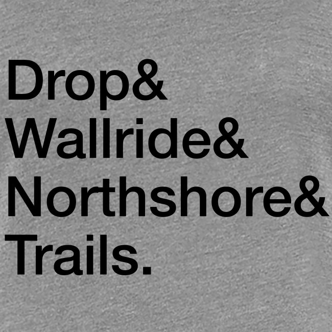 Drop & Wallride & … (Frauen)