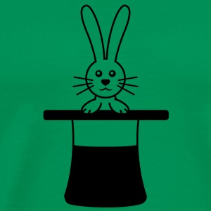 magic_bunny T-shirts - Mannen Premium T-shirt