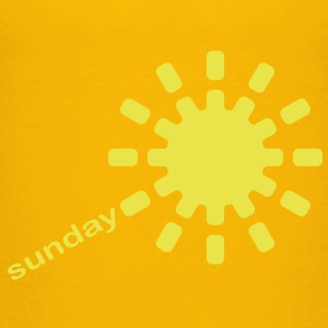 Sunday - Kinder Premium T-Shirt