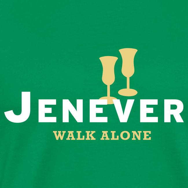Jenever walk alone