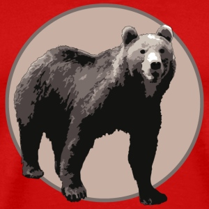 bear_092012_d T-Shirts - Men's Premium T-Shirt