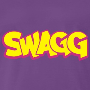 swagg tag 1 Tee shirts - T-shirt Premium Homme