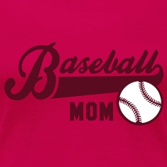 Baseball MOM 2C T-Shirt PB