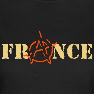 Anarchy  France Tee shirts - T-shirt Femme