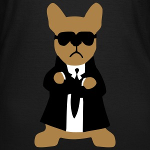 Bodyguard French Bulldog T-shirts - Dame-T-shirt