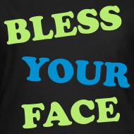 Design ~ bless your/peace off