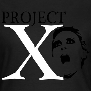 X Project T-shirts - Vrouwen T-shirt