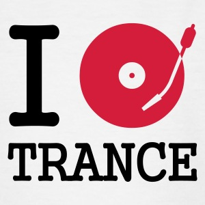 :: I dj / play / listen to trance :-: - Teenage T-shirt