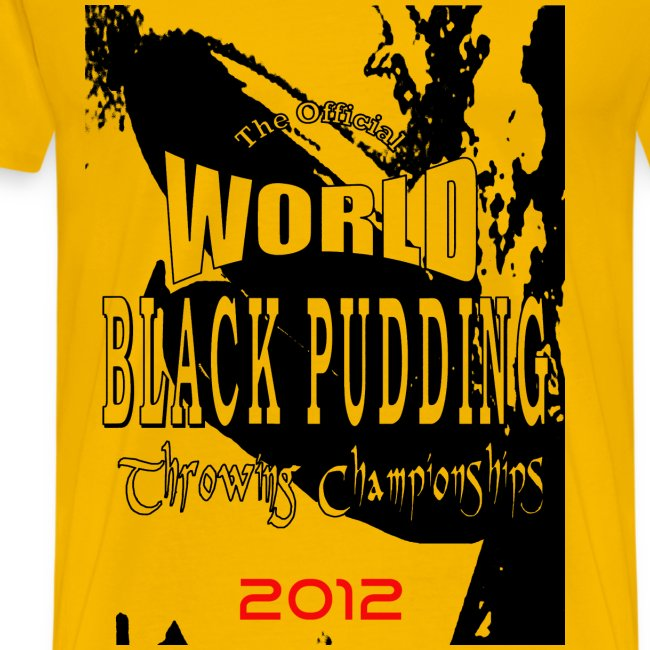 Black Pud Champs Yellow