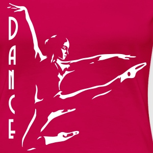Dancer (Dance) T-Shirts - Women's Premium T-Shirt