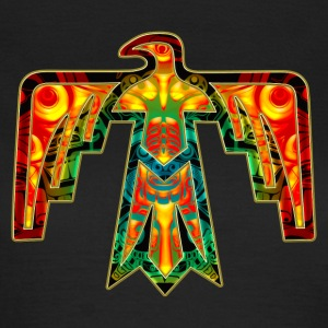 Sacred Thunderbird - symbol power & strength T-shirts - T-shirt dam