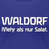 Motiv ~ WALDORF. Mehr als nur Salat.