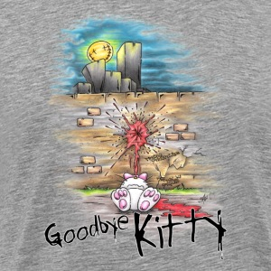 goodbye kitty T-Shirts - Männer Premium T-Shirt