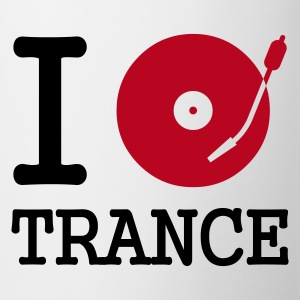 :: I dj / play / listen to trance :-: - Mug