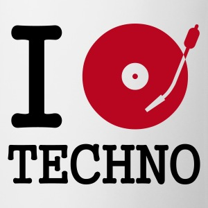 :: I dj / play / listen to techno :-: - Kop/krus