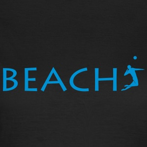 Beachvolleyball Volleyball Beach T-Shirts - Frauen T-Shirt