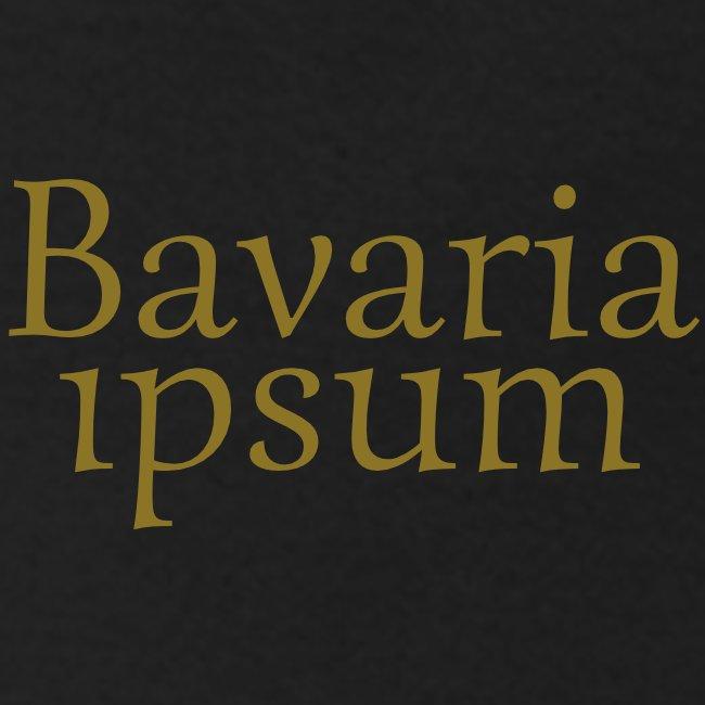 Girlieshirt Bavaria ipsum