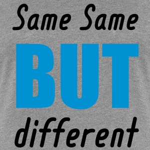 Same same but different - thailand - Women's Premium T-Shirt