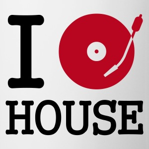 :: I dj / play / listen to house :-: - Kop/krus