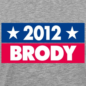 Brody 2012 - T-shirt Premium Homme