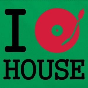 :: I dj / play / listen to house :-: - Torba retro