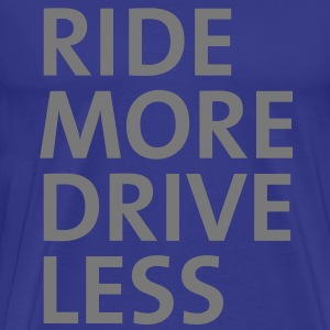 ride_more T-Shirts - Männer Premium T-Shirt