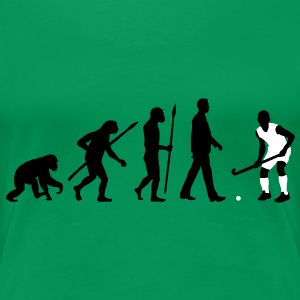 evolution_hockey_102012_e_2c T-Shirts - Frauen Premium T-Shirt