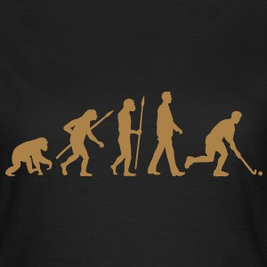 evolution_hockey_102012_f_1c T-Shirts - Frauen T-Shirt