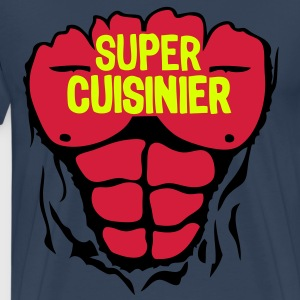 T shirt musculation spreadshirt for Cuisinier un bras