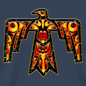 Thunderbird - native symbol power & strength T-shirts - Premium-T-shirt herr