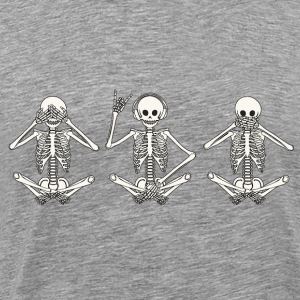 Hear No Evil T-Shirts - Men's Premium T-Shirt