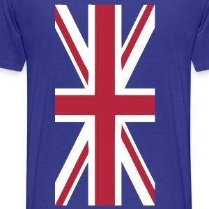 union jack T-Shirts - Men's Premium T-Shirt