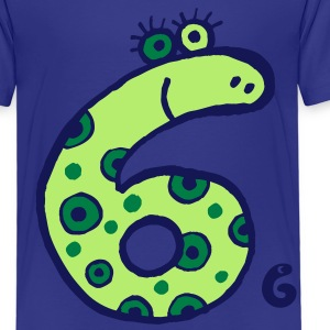 Monstersechs - Kids' Premium T-Shirt