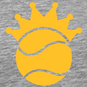 tennis_ball_king T-shirt - Maglietta Premium da uomo