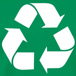 Recycle recycling T-Shirts - Men's Premium T-Shirt