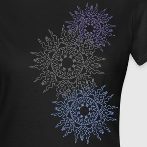 'Crystal' Damer T-shirt klassisk - Dame-T-shirt