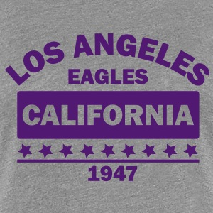 Los Angeles - California T-Shirts - Frauen Premium T-Shirt