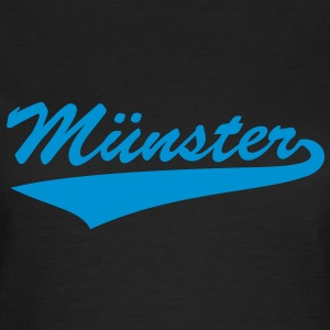 Münster Münstershirt Münsterer Stadtshirt T-Shirts - Frauen T-Shirt