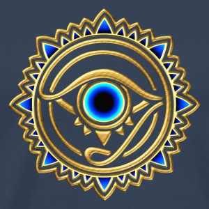 Eye of Providence - Eye of Horus - Eye of God I T-skjorter - Premium T-skjorte for menn