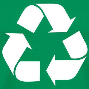 Recycle T-shirts - Mannen Premium T-shirt