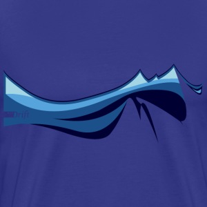 Blue Drift - Men's Premium T-Shirt