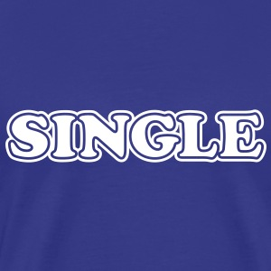 single T-shirts - Mannen Premium T-shirt