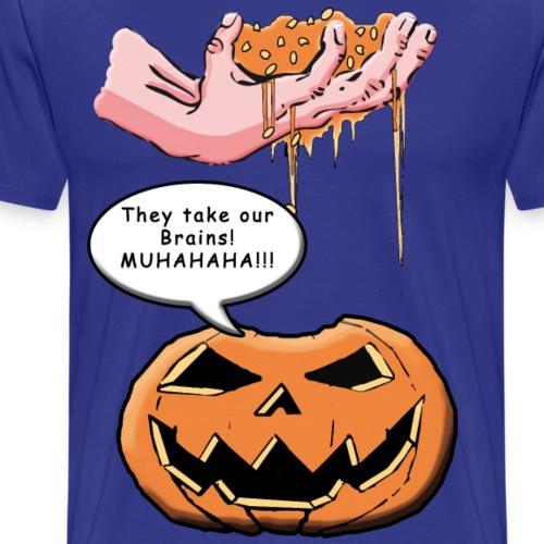 Pumpkin & Hand